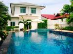 2-story house with private pool located west of Hua Hin