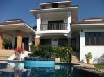 Resort-styled house with private pool west of Hua Hin