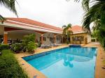 Large 3-beds Pool Villa located south of Hua Hin City Centre