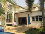 Great Tropical Garden With Private Pool