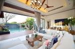 Private pool luxury villas in Cherng Talay for Sale