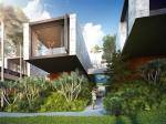 Tropical 1,2 and 3 Bedroom Residential on the hillside