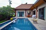 Contemporary Thai Style 3 Bedroom Pool Villa in Naiharn
