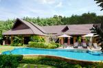 5 Bedroom Tropical Luxury Pool Villa With Guest Bungalow