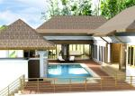 New Development: Thai-Bali Style Pool Villas in Chalong