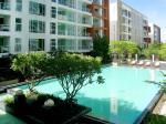 Pool View Condominium for rent located in Khao Ta-Kiab