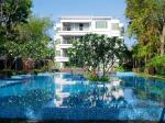 Modern-contemporary design condominium in Hua Hin