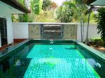 Rent a luxury 3-bedroom pool villa west of Hua Hin