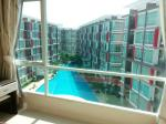 Pool view 2 Bedrooms for sale in East Pattaya