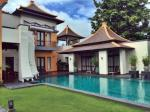 Tropical pool villa for sale