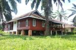 3 Bed Thai Teak Wood Lake View Home On 1,600 Sq.m. Land