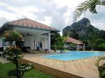 3 Bed Luxury Pool Villa With Amazing Limestone Cliff View