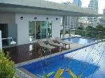 On BTS Asoke 1 Bed Apartment for Rent -  Bangkok